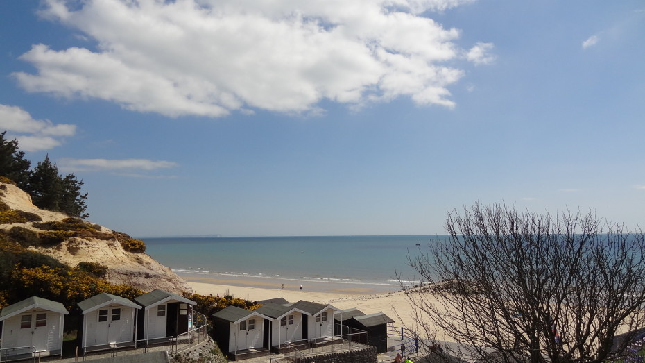 Branksome Beach Huts