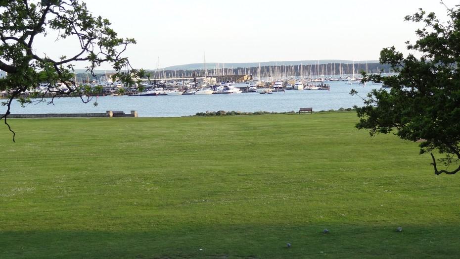 Whitecliff Car Park Poole