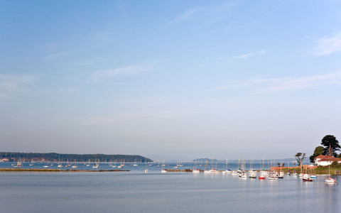Reflection Bay, Lagoon Road, Lilliput, Poole, Dorset BH14 8JT