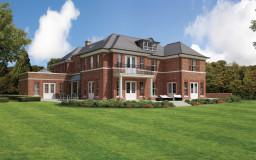 Sandalwood, Western Avenue, Branksome Park, Poole - Rear