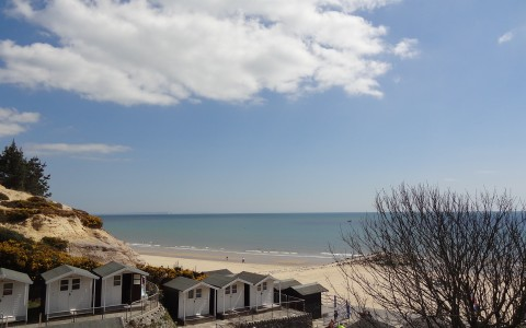 1A Branksome Beach Huts