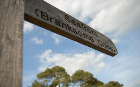 branksome sign