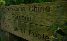 branksome sign gardens
