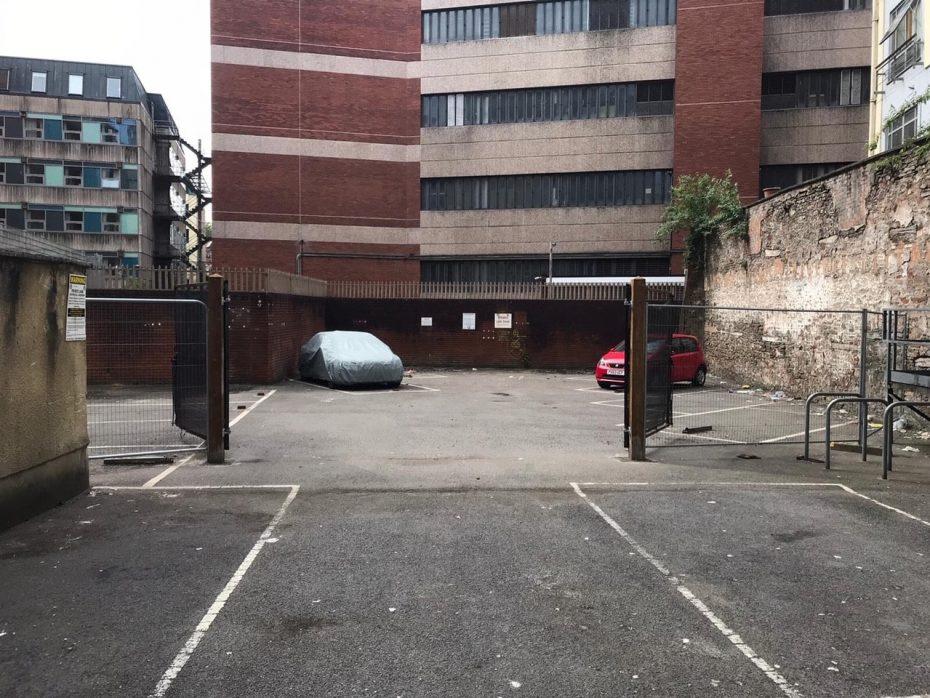 Baldwin Street, Bristol Car Park – BS1