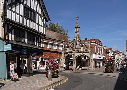 salisbury-town-centre