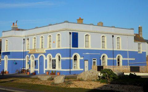 Former Victoria Hotel/Mason & Mariners, Victoria Square, Portland, Dorset, DT5 1AL