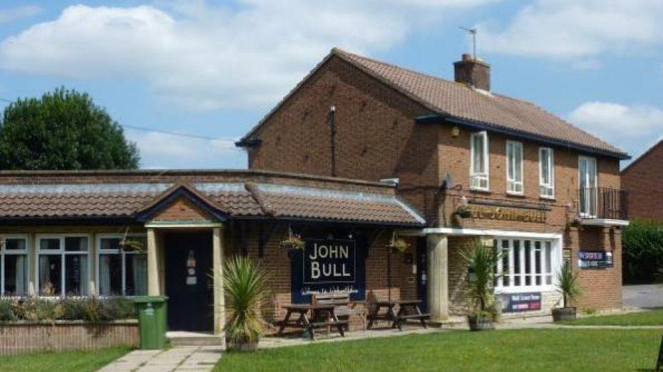Former John Bull Pub, Westfield Road, Trowbridge, Wiltshire.  BA14 9JL