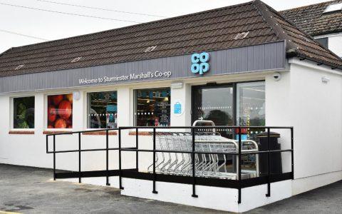 Station Road, Sturminster Marshall, Wimborne, Dorset, BH21 4AW