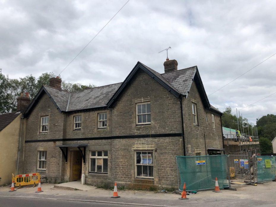 Former Templars Retreat Public House, High Street, Templecombe. Somerset. BA8 0JA