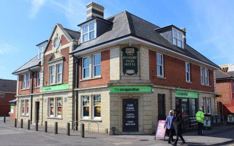 Former Ensbury Park Pub, Bournemouth, Dorset, BH10 4DY