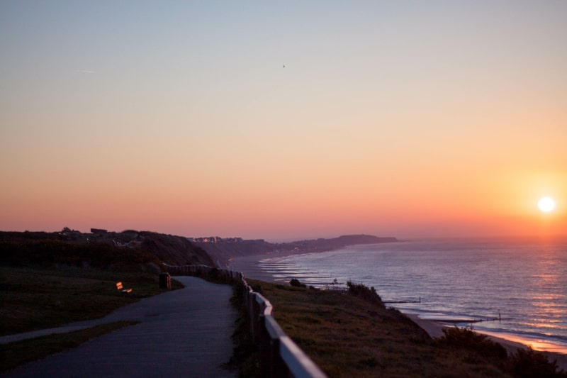 East Overcliff Drive
